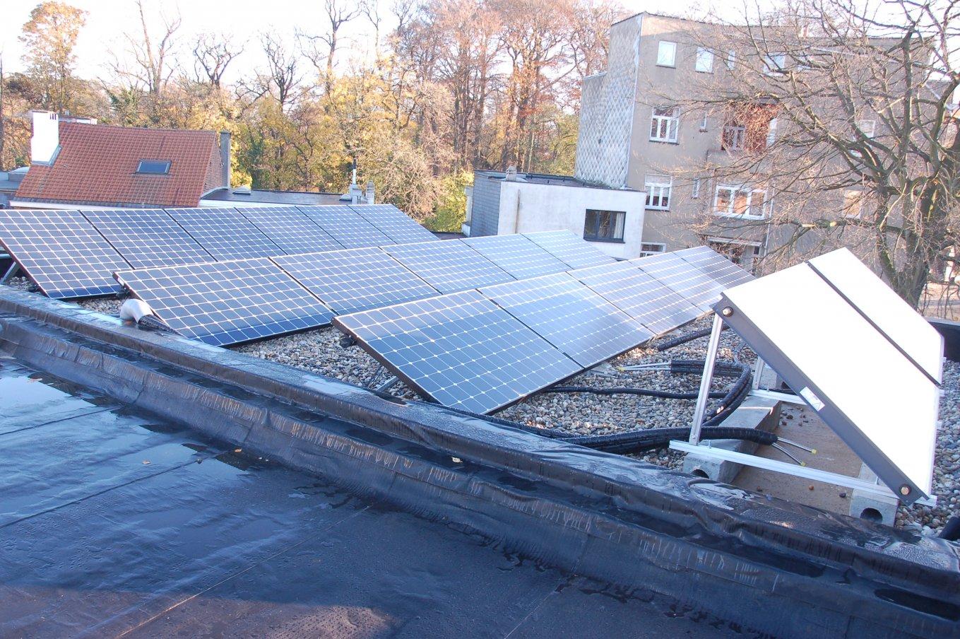 Klipveld_panneaux photovoltaïque
